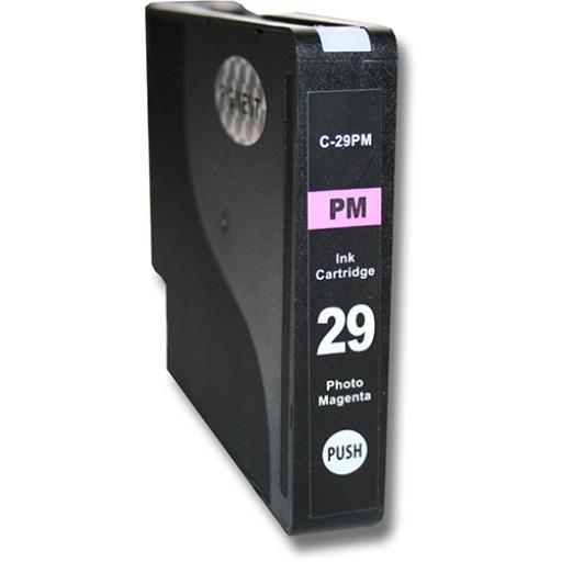 Canon PGI-29PM Photo Inkjet Cartridge 1055 photos Magenta Ref 4877B001