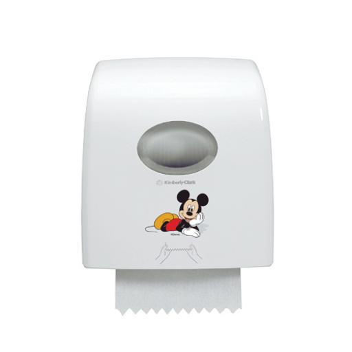Aquarius Disney Slimroll Hand Towel Dispenser Mickey Mouse 6857