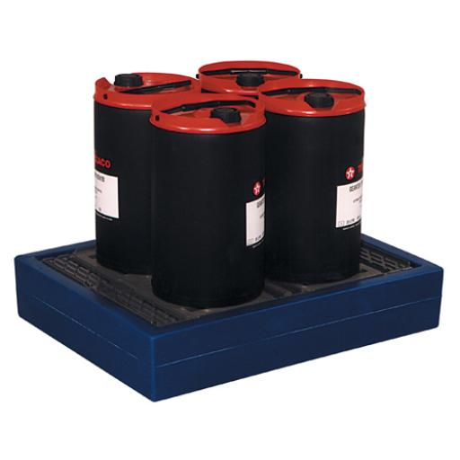 Can Tray Blue 4x25 Litre 312730