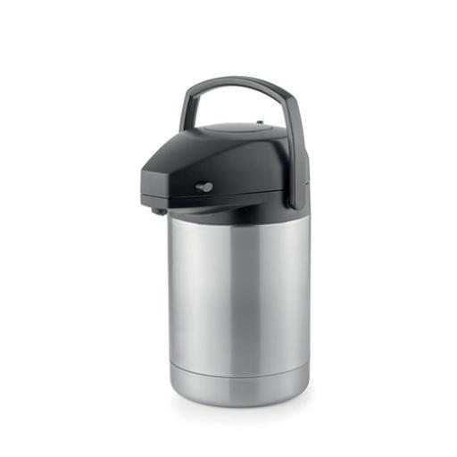 Addis Pump Pot Stainless Steel with Pouring Lock 2 Litre Ref 517466