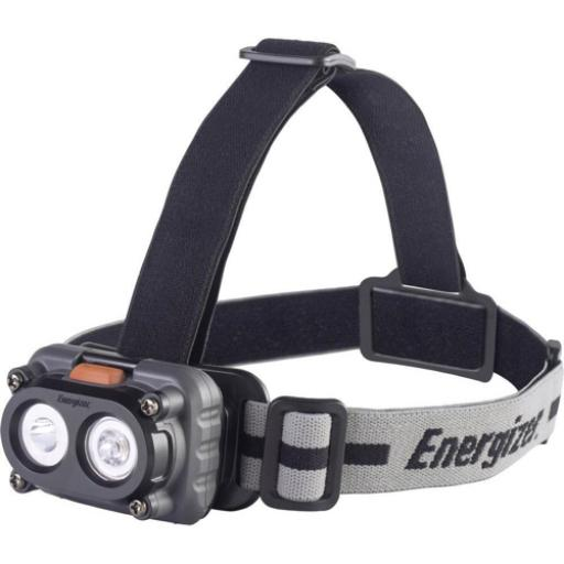 Energizer Hardcase Pro Headlight LED Heavy-duty 200 Lumens Magnetic Ref 639826 *2017 Mailer*