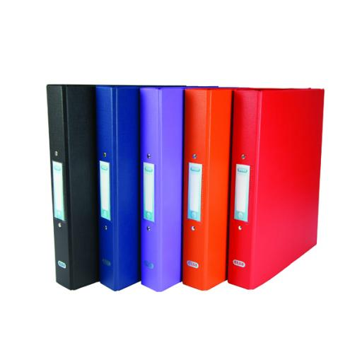 Elba A4 Ring Binder 25 mm 2 x O Ring Pack of 10 400001507