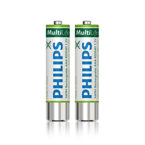 Philips LFH9154 Rechargeable Batteries