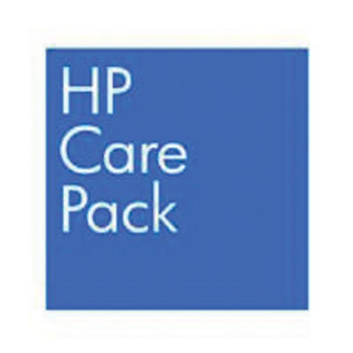 HP 3 Year Next Day Exchange Care Pk Extended Service Agreement UG076E
