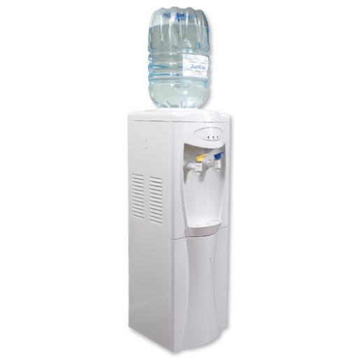 Water Cooler Dispenser Floor Standing White *2017 Mailer*