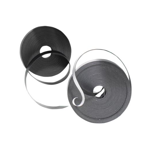 Nobo Black Magnetic 10mmx10m Self-Adhesive Tape 1901053