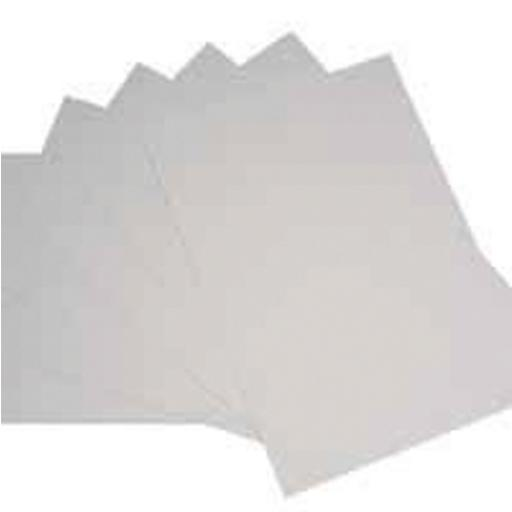 Office A4 Card 205gsm White (Pack of 20) KHR121010