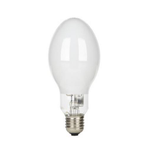 GE 70W Lucalox E27 Elliptical High Intensity Discharge Bulb 5750lm EEC-A Ref46186 *Up to 10 Day Leadtime*