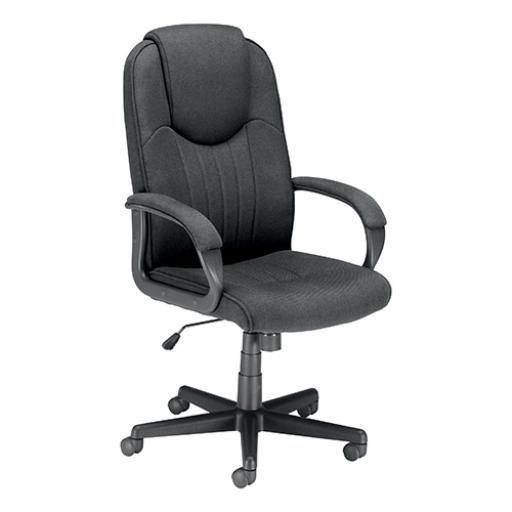 Trexus Intro Manager Chair Charcoal 520x470x440-540mm Ref SF-405-01 - Charcoal