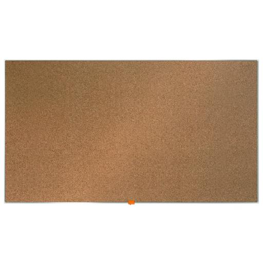 Nobo Widescreen 55 inch Cork Noticeboard 1905308
