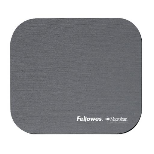 Fellowes Microban Mouse Mat Blue 5933804