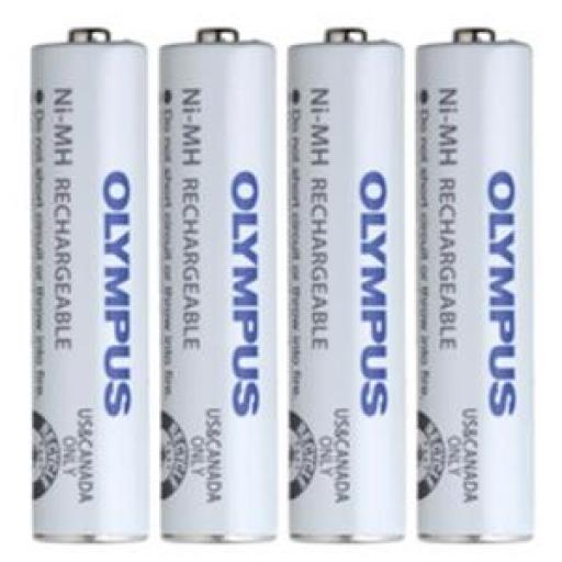 Olympus BR404 Rechargeable Ni-MH Battery (Pack of 4)