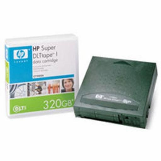 HP SDLT I 220-320 GB Data Cartridge