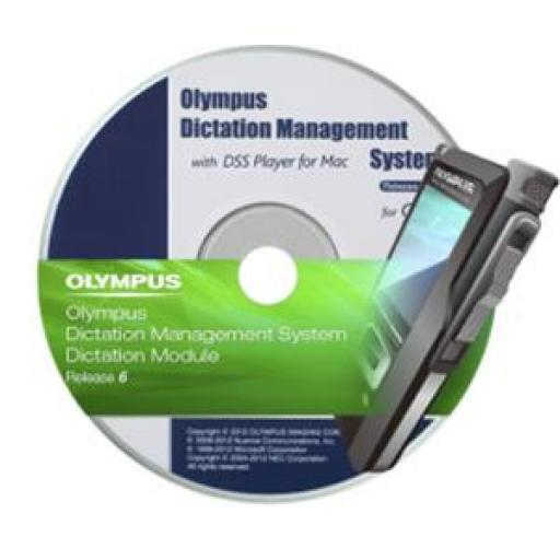 Olympus Dictation Management System (ODMS) for Clients - Dictation Module