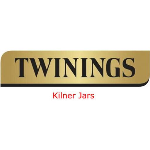 Twinings Kilner Jars Set of 3 and Tray