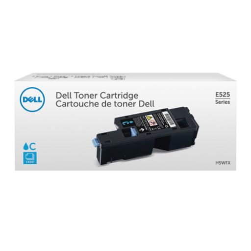 Dell Cyan E525w Toner Cartridge 593-BBLL