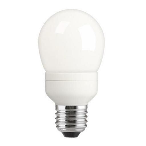GE 12W T2 Heliax E27 Compact Fluores Bulb ExtWrmWhite 625lm Ref33927 A Rating *Up to 10 Day Leadtime*