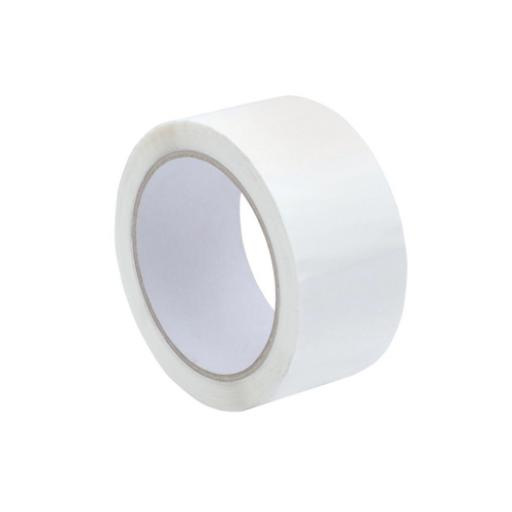 Tape Polypropylene 50mmx66m White [Pack 6] *2017 Mailer*