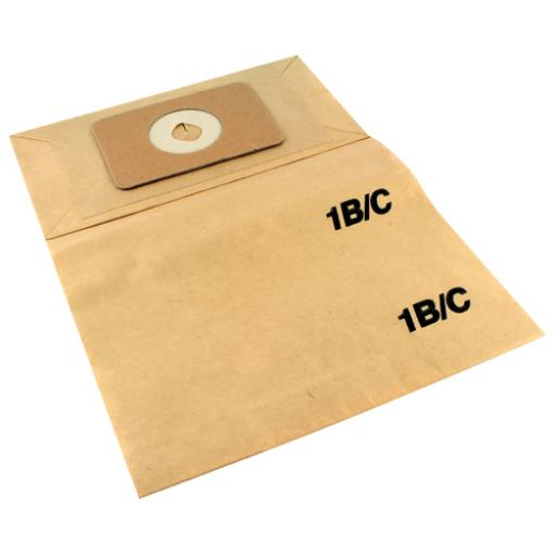 Numatic Vacuum Cleaner Bags For Henry Vacuum Cleaners (Pack of 10) KNI1C