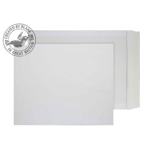 Blake Purely Packaging Env Board Back P&S 394x318mm 120gsm White Ref 3200 [Pack125]