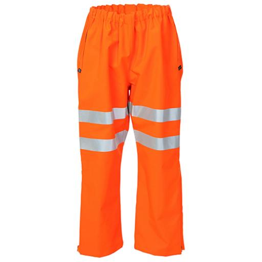 BSeen Gore-Tex Foul Weather Over Trouser Orange 3Xl