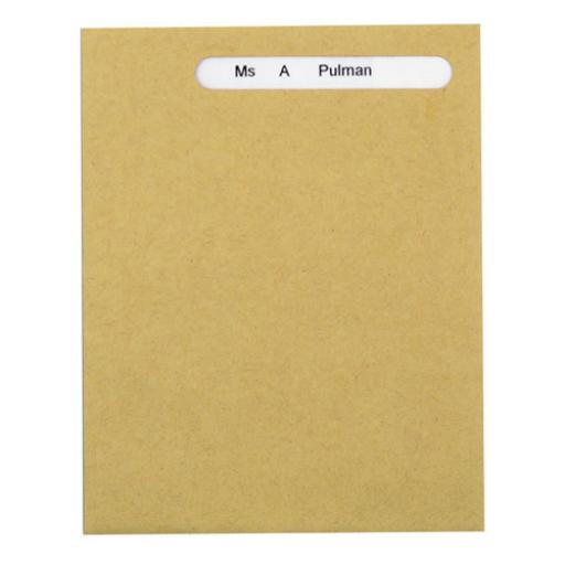 Custom Forms Sage Name Only Wage Envelope (Pack of 1000) SE46
