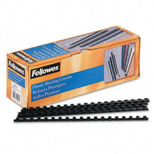 Fellowes A4, 14mm, 100pk