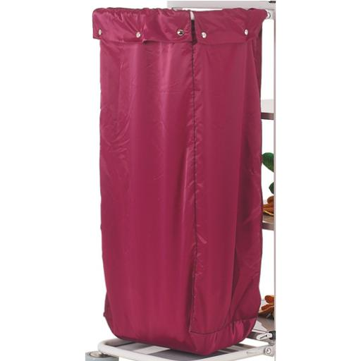 Maid Service Nylon Bag For 10581 Burgundy Trolley 310692