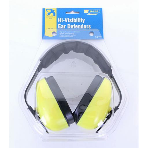 B-Safe Ear Defender Saturn Yellow