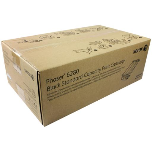 Xerox Black Toner Cartridge 106R01391