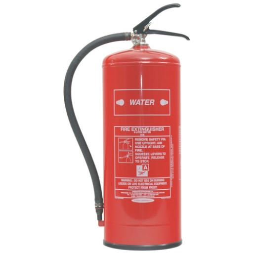 Fire Extinguisher Water 9Ls XWS9