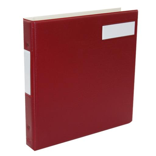 Rexel VariForm V5 Multi-Ring Binder Maroon 75152