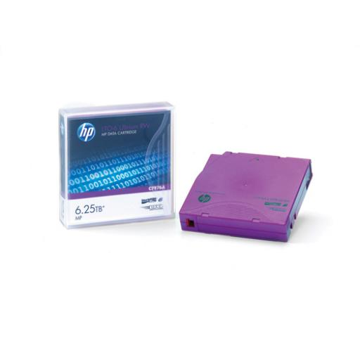 HP Ultrium LTO-6 6.25TB Data Cartridge C7976A