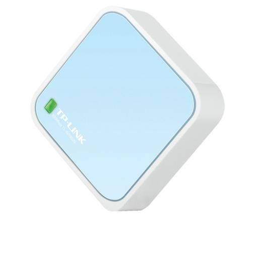 TP-Link 300Mbps Wireless-N Nano Router TL-WR802N