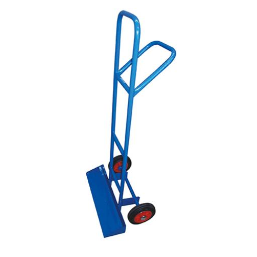 5 Star Facilities Carrying Trolley for Stacking Chairs with Steel Frame 2 Rubber Wheels Ref 47800