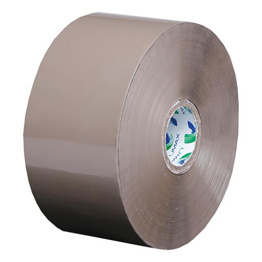 XL Packing Tape 48mm x 150m Brown [Pack 6]