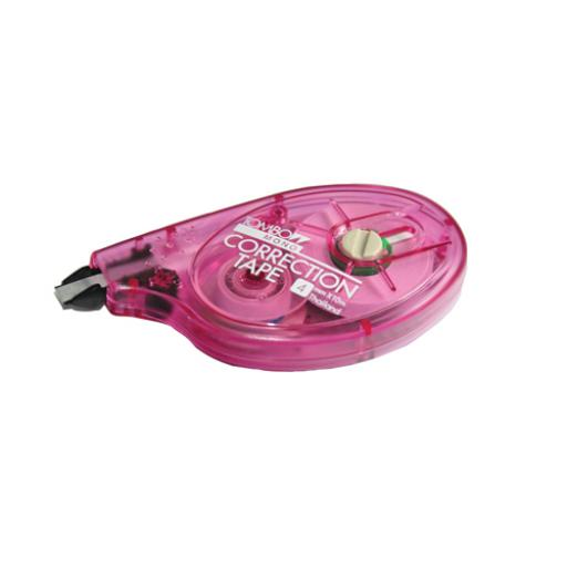 Tombow Pink Ribbon Mono Correction Tape CT-YT4-PK