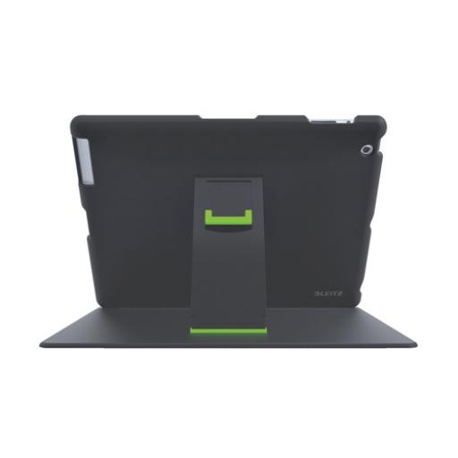 Leitz Black Complete Case Cover With Stand For iPad 2/3/4 62520095