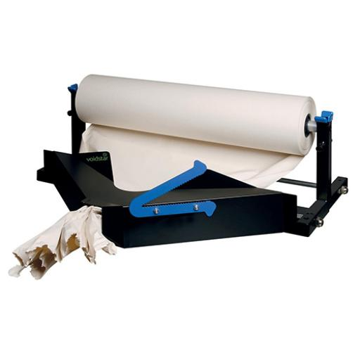 Paper Void Fill System for Protective Packaging 790x295x620mm Black/Blue