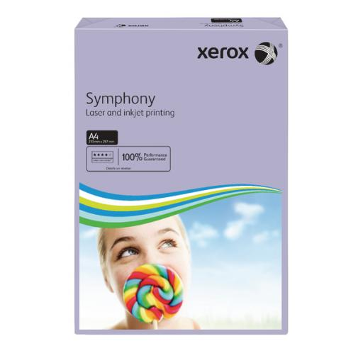 Xerox Symphony A4 Card 160gsm Medium Lilac (Pack of 250) 003R93220