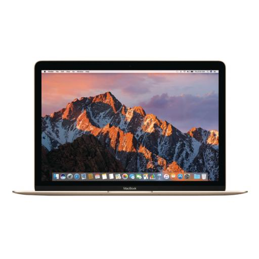 Apple MacBook 12-inch 1.2GHz dual-core Intel Core m3 256GB - Gold MNYK2B/A
