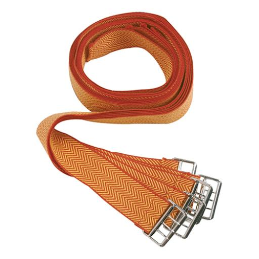 Deed Straps with Buckle 33x900mm [Pack 6]
