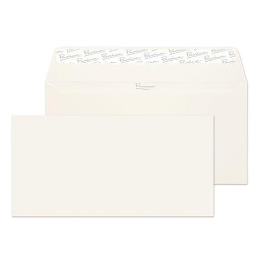 Blake Premium Envelope Wallet P&S 120gsm High White Laid DL [Pack 500] Ref 39882 [3 For 2] Apr-Jun 2018