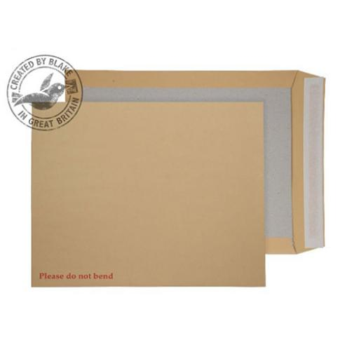 Blake PurelyPackaging Env Board Back P&S 394x318mm 120gsm Manilla Ref15935 [Pack125]