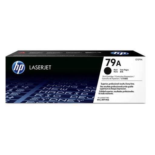 HP 79A Toner Cartridge Page Life 1000pp Black Ref CF279A