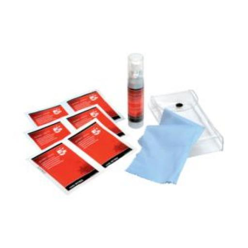 5 Star Office Laptop Cleaning Kit Travel Size in Pouch