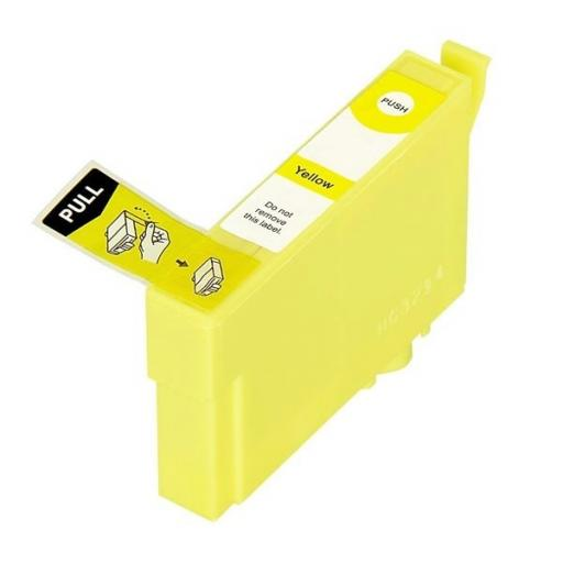 Think Alternative High Capacity Epson 34XL Yellow Ink Cartridge