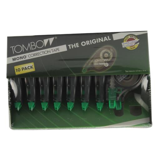 Tombow Mono Correction Roller 4.2mm Pack of 10 CT-YT4-10