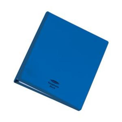 Concord Telephone/Address Binder (A5) Blue