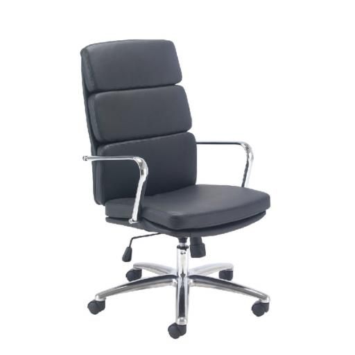 Arista Stride Leather Look Executive Chair KF74820